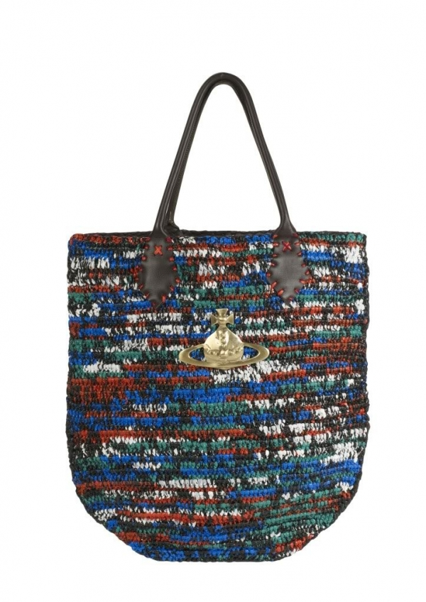 westwood crochet shopper tote