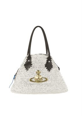 westwood ethical crochet purse