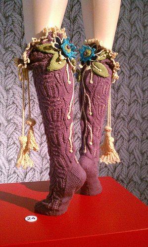 westwood knit socks