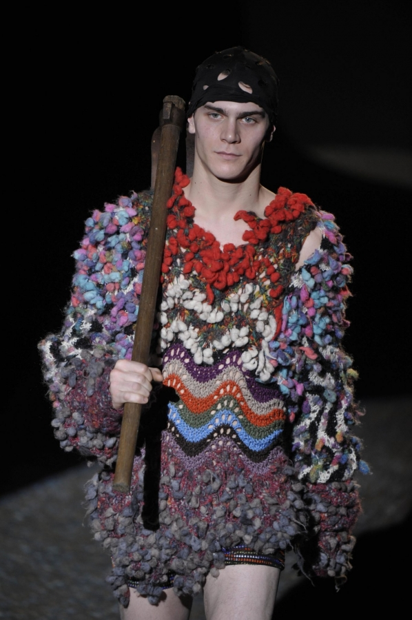 westwood men crochet