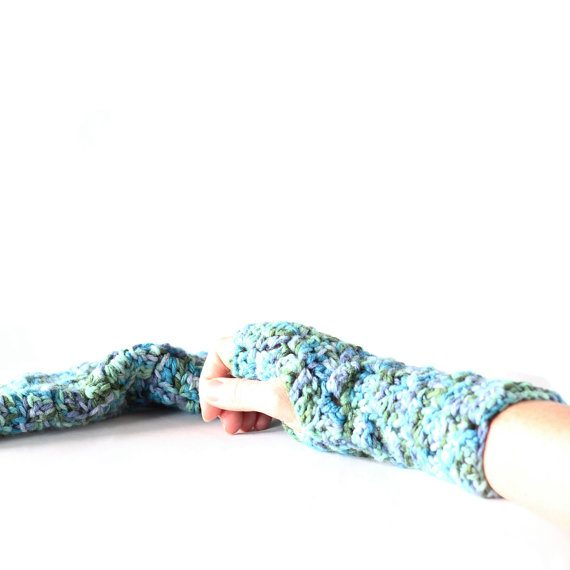 crochet arm warmers Sponsor Love: Crochet4MyButterfly