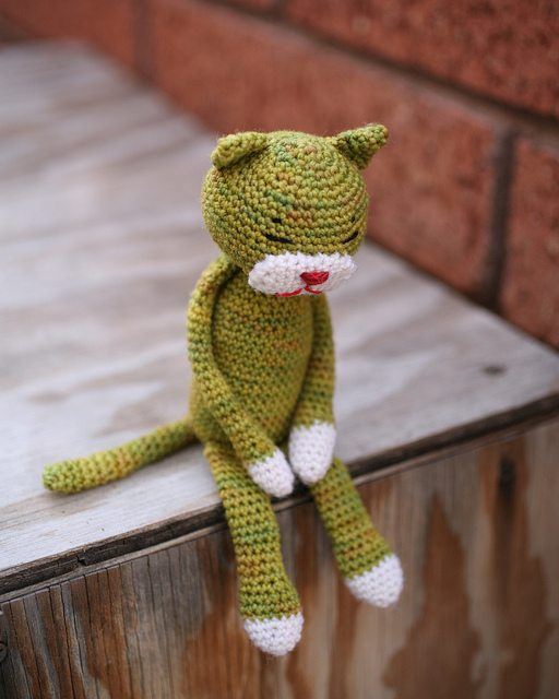 crochet cat pattern 25 Most Popular Free Crochet Patterns