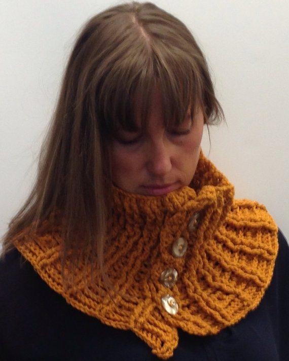 crochet cowl Sponsor Love: Crochet4MyButterfly