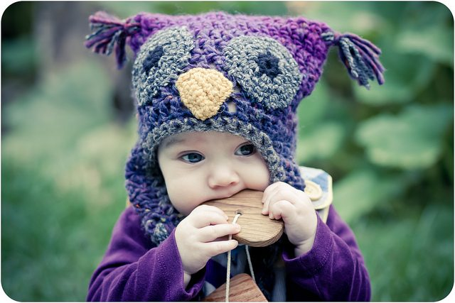 Crochet Chunky Owl Hat Pattern : crochet owl hat pattern free free easy crochet patterns ...