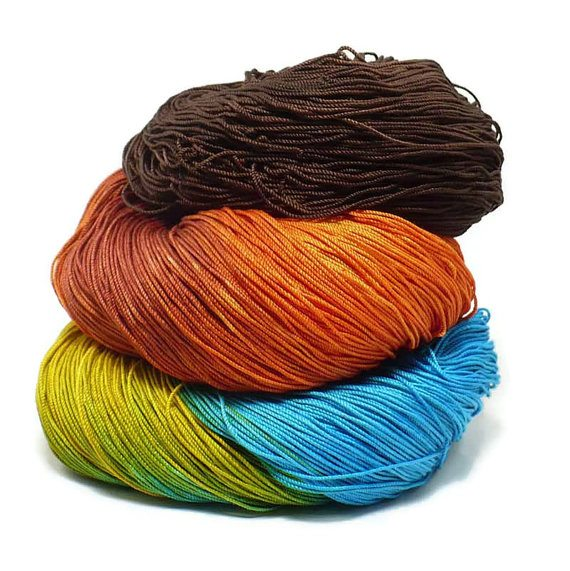 Cotton Crochet Yarn : crochet thread