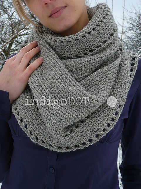 Free Crochet Pattern For A Cowl : 25 Most Popular Free Crochet Patterns
