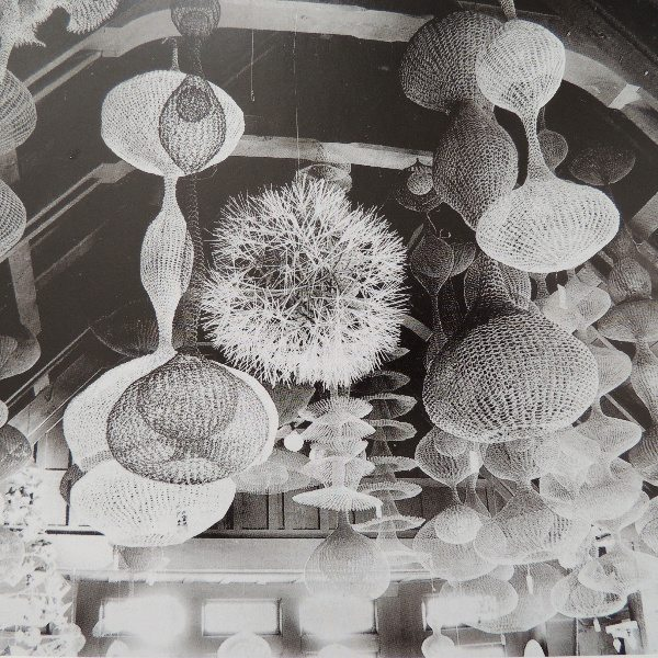 ruth asawa crochet home Celebrating the Crochet Metal Sculptures of Ruth Asawa