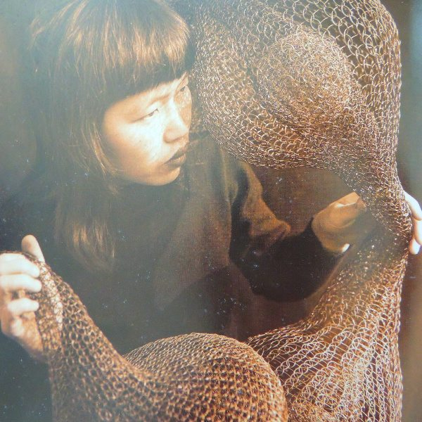 ruth asawa crochet sculpture 2013 in Crochet