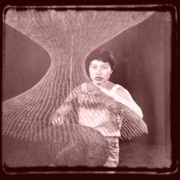 ruth asawa crochet work