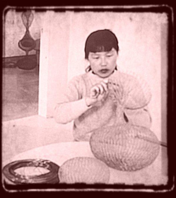 ruth asawa crochet