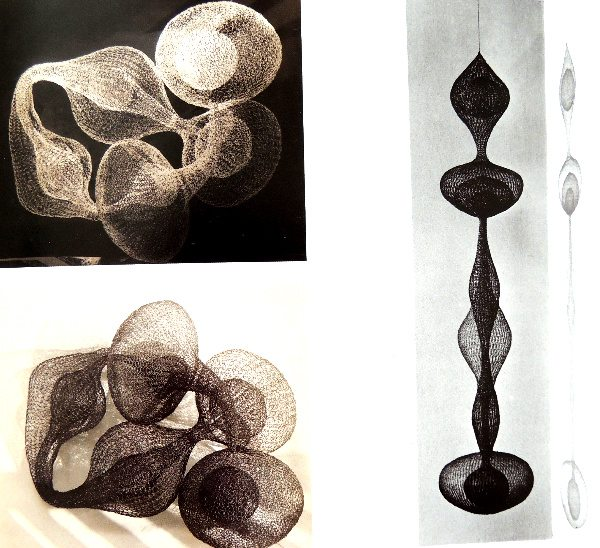 ruth asawa metal crochet sculptures Celebrating the Crochet Metal Sculptures of Ruth Asawa