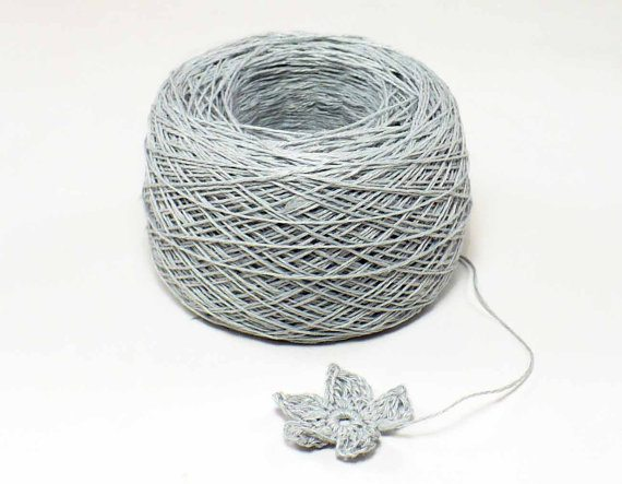 solid color crochet thread Beautiful Crochet Thread Giveaway from Nothing but String