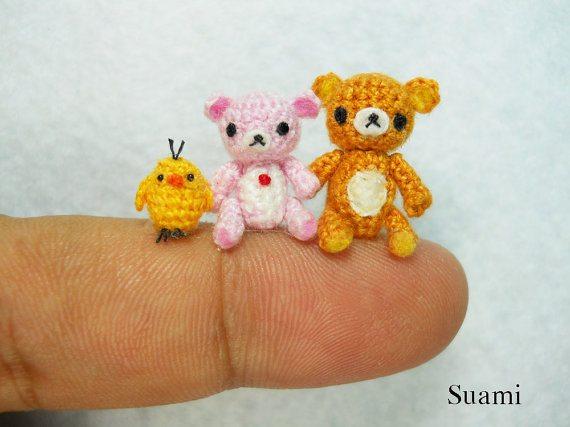 tiny crochet
