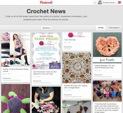 Post image for 10 Recent Crochet News Items Worth a Look