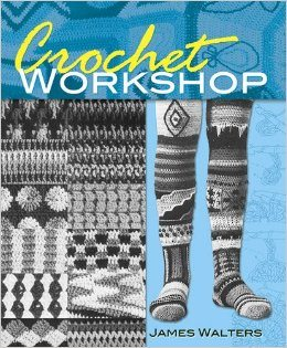 Post image for 2014 New Editions of Sylvia Cosh and James Walters Classic Crochet Books
