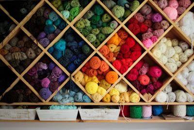 rainbow yarn 10 Beautiful Photos of Yarn, a Pinterest Selection
