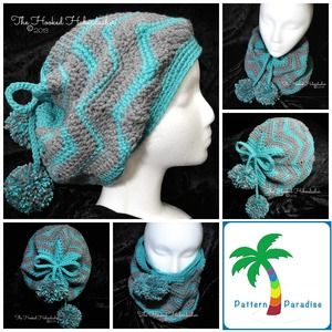 cowl hat crochet 10 Beautiful Crochet Hats, a Pinterest Selection