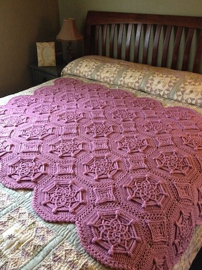 Crochet Afghan Patterns : crochet afghan pattern