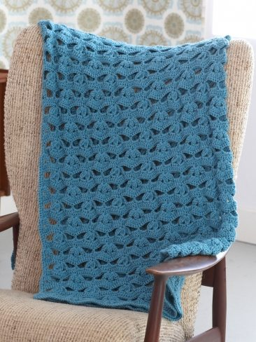 10 Examples Of Beautiful Monochrome Crochet Crochet