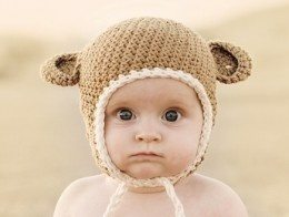 crochet ear flap hats 10 Beautiful Crochet Hats, a Pinterest Selection