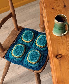 crochet seats 10 Examples of Crochet Items for the Home, a Pinterest Selection