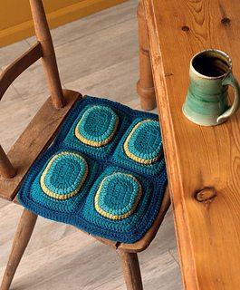 crochet seats