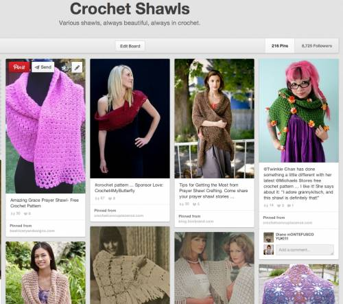 Post image for 10 Gorgeous Crochet Shawls for Inspiration