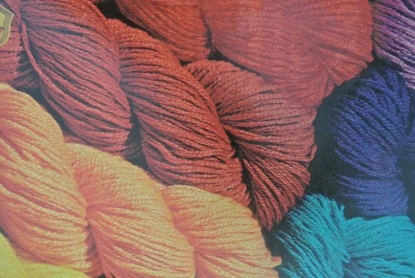 vintage yarn 600x402 10 Beautiful Photos of Yarn, a Pinterest Selection
