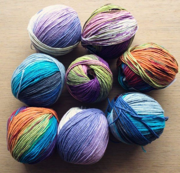yarn 600x578 10 Beautiful Photos of Yarn, a Pinterest Selection