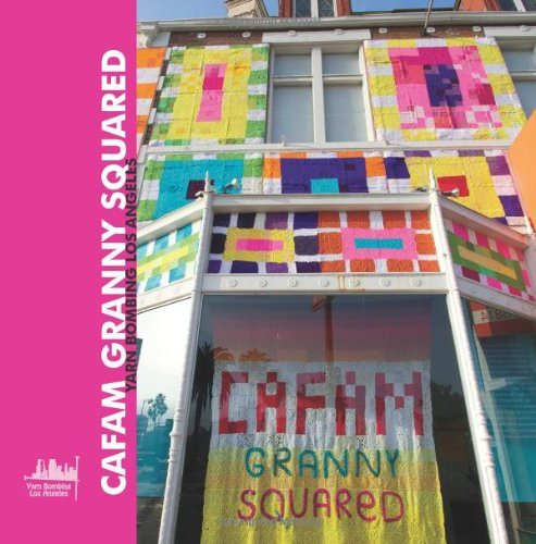 Post image for Granny Squared: The Yarnbomb Project's Catalog Book