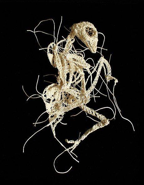 crochet creature