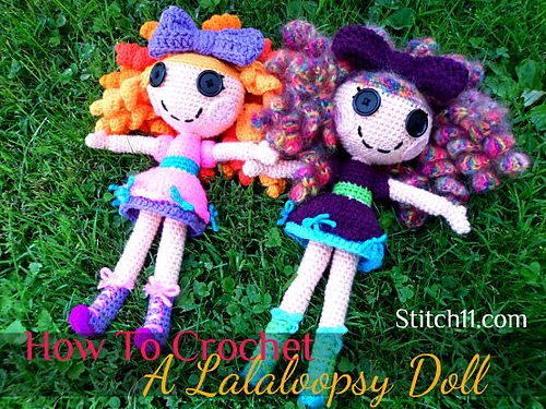 crochet doll Best Crochet Patterns, Ideas and News (Link Love)