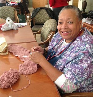 crochet elderly crochet elderly