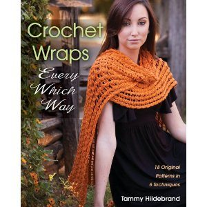 crochet wraps book