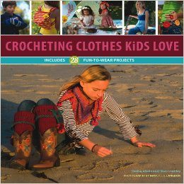crocheting kids clothes