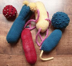 Post image for Project: Donate Knit or Crochet Microbes to Science