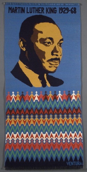 martin luther king jr crochet