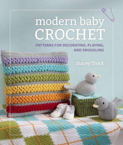 modern baby crochet 400x470 2014s Crochet Books So Far