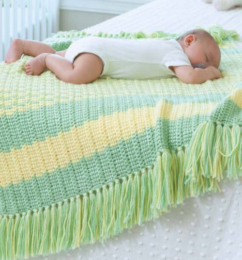 tunisian blanket Tunisian Crochet Baby Blankets eBook Review