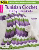 Post image for Tunisian Crochet Baby Blankets eBook Review