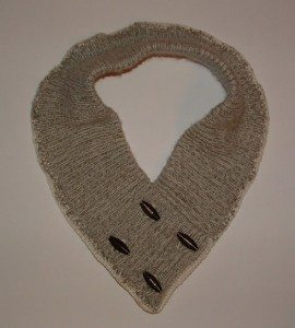 upcycled sweater cowl upcycled sweater cowl