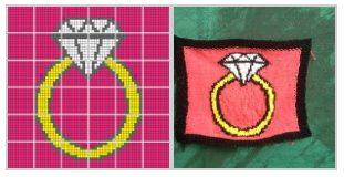 Put a Ring On It - Collaborative Crochet Yarnbomb Project