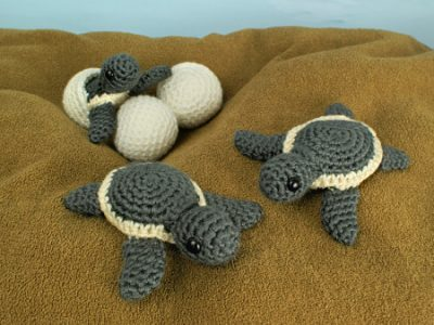 crochet baby turtle pattern 400x300 crochet turtle
