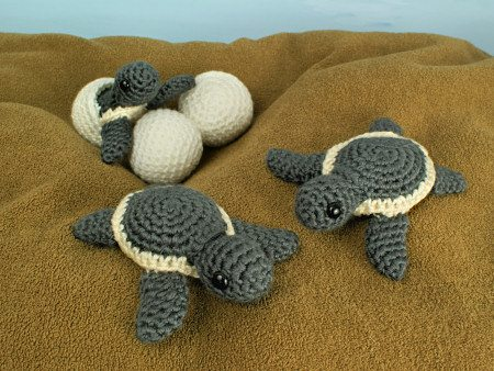 Crochet Patterns Turtle : crochet turtle