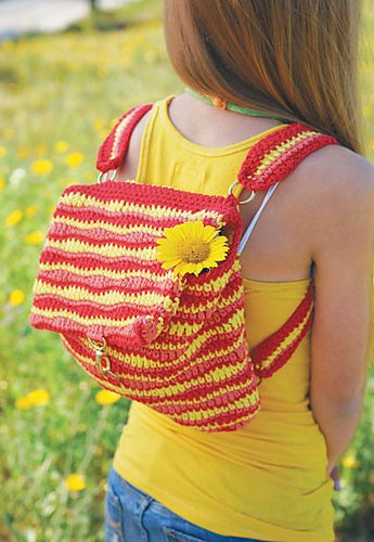 crochet backpac crochet backpac
