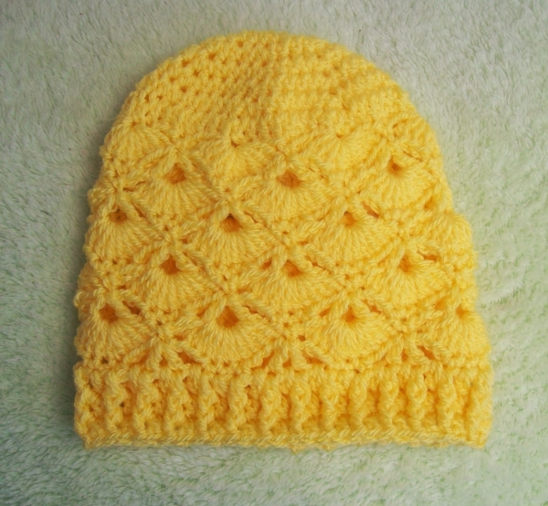crochet hat pattern 600x554 Link Love for Best Crochet Patterns, Ideas and News