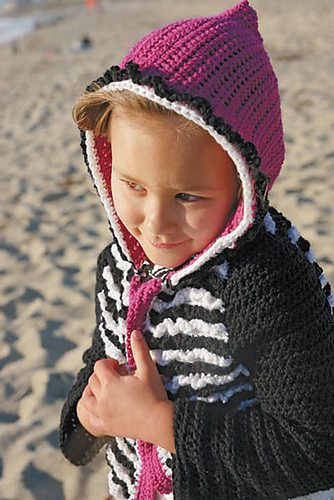 crochet hoodie I Want the Clothes in Crocheting Clothes Kids Love for Myself!
