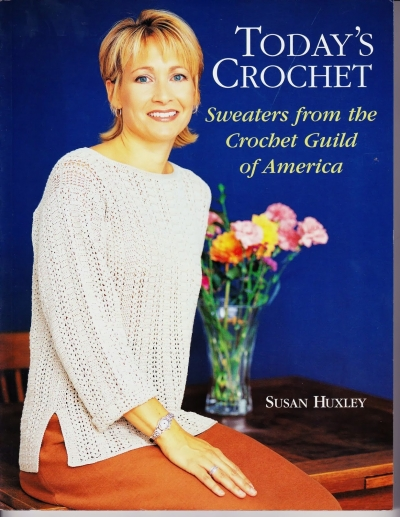 historical crochet book