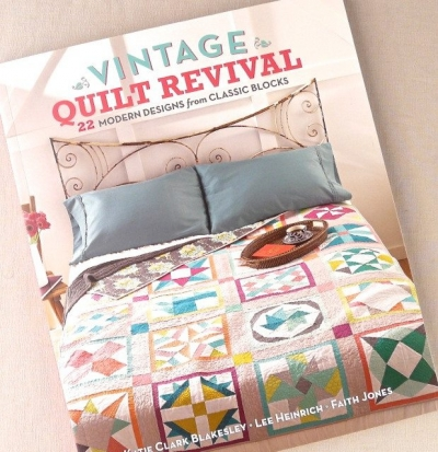quilt book 400x413 Link Love for Best Crochet Patterns, Ideas and News