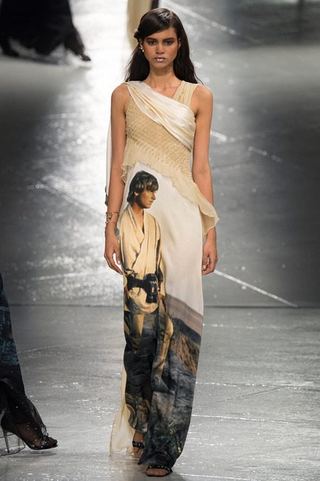 star wars rodarte New Crochet on the Runway from Rodarte (Autumn/Winter 2014 Fashion Week)